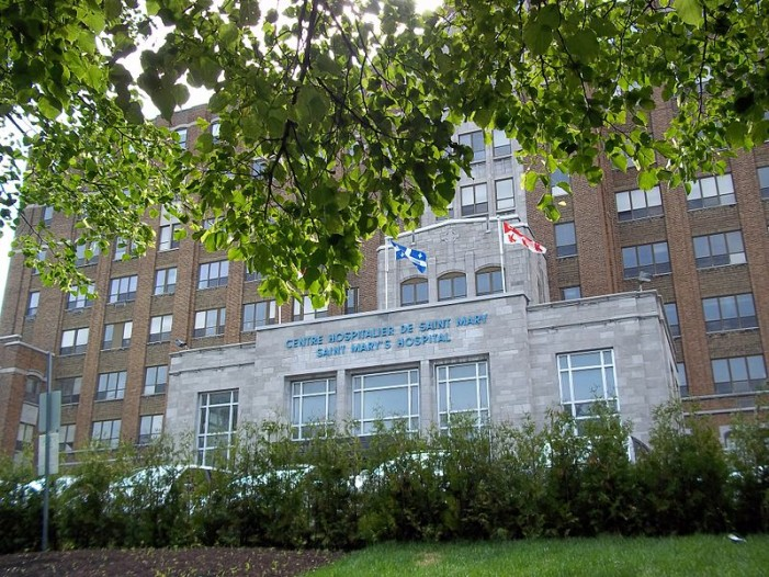 St. Mary's Hospital Death in Montreal After Patient Refused Emergency Surgery JAN 20, 2016