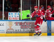Winning Leads to Attendance Spike for Cornwall Ontario River Kings FEB 8, 2016