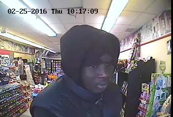 Ottawa Police Seek Public Assistance in Robbery Investigation #OPS March 2, 2016