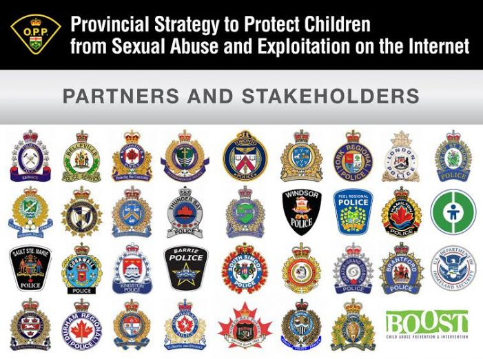 OPP Partnership Make Massive Child Porn Bust FULL LIST May 2, 2016