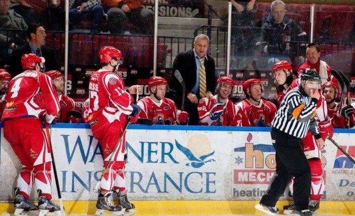 Coach Bob Desjardins to Return to Cornwall River Kings for 2016-17 LNAH Season