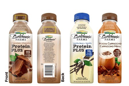 CFIA Spoilage Recall BOLTHOUSE FARMS Protein Beverages JUNE 23, 2016