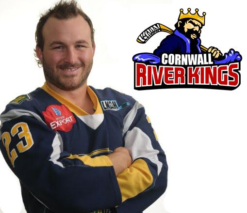 Cornwall Ontario River Kings Nab Lariviere  LNAH June 7, 2016