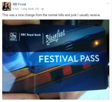 Deadbeat Ottawa Remax Broker Brock Frost Burns RBC on facebook  JUNE 27, 2016