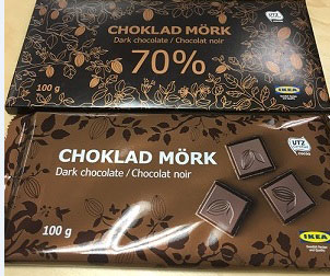 IKEA Dark Chocolate RECALLED Across Canada JUNE 24, 2016