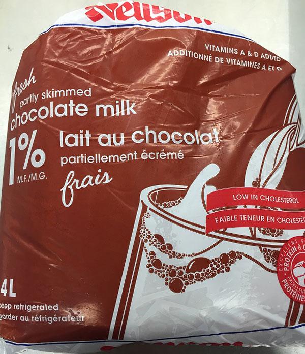 NIELSON Chocolate Milk Recall LISTERIA June 4, 2016