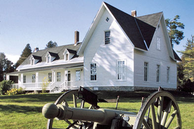 Parks Canada Invests $450K in Sir John Johnson Manor House JUNE 13, 2016