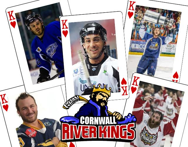 Cornwall Ontario River Kings Want to Sell 500 Tix in 5 Days! AUG 16, 2016