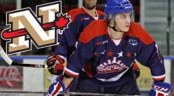 Cornwall Nationals Sign Former River King Before Season Opener OCT 28, 2016