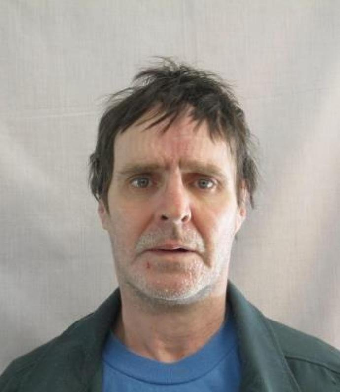 Repeat Offender JOHN SCHARFE Wanted for Breach of Parole NOV 8, 2016