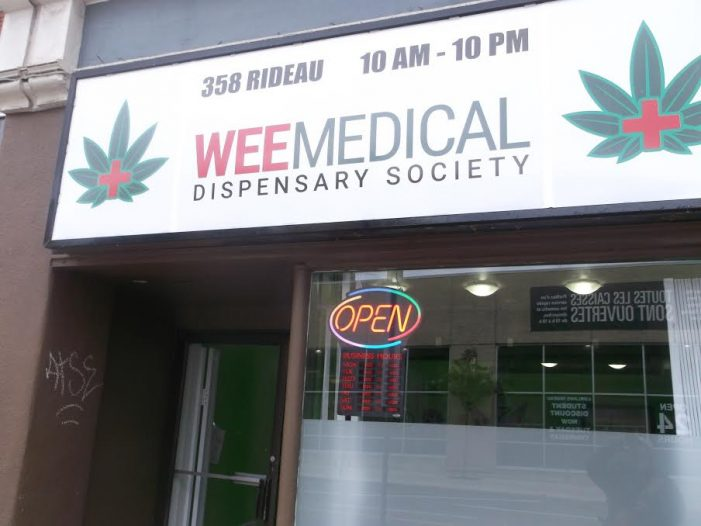 Ottawa Police Raid 7 Marijuana Dispensaries NOV 4, 2016