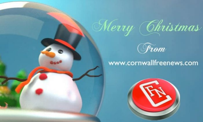 Christmas in Cornwall Ad Banner Special & Chance to Win a Ian Thuillier F1 Race Print!