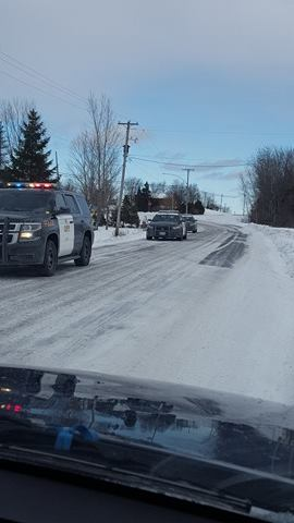 SD&G #OPP Attend SUDDEN DEATH Medical Emergency in Monkland ON JAN 5, 2017