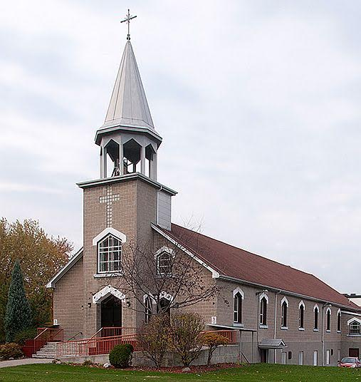 Roman Catholic Churches Merging in Cornwall Ontario JAN 6, 2017