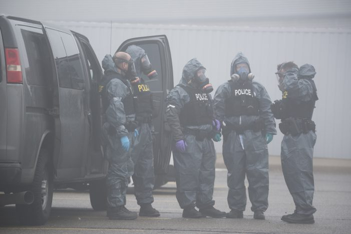 OPP Massive Drug & Gun Raid 18 Charged in PROJECT SILKSTONE Feb 23, 2017
