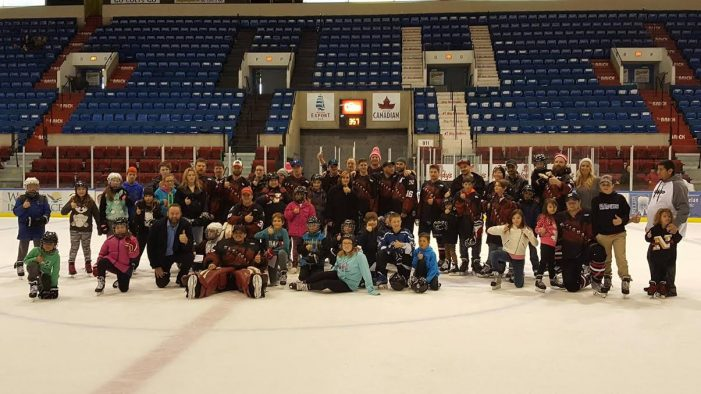 Cornwall Nats Drop 3 Over Weekend – Skate With Fans – FEB 19, 2017