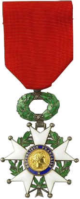 Légion d'honneur Available to Canadian Veterans of the Second World War MARCH 18, 2017