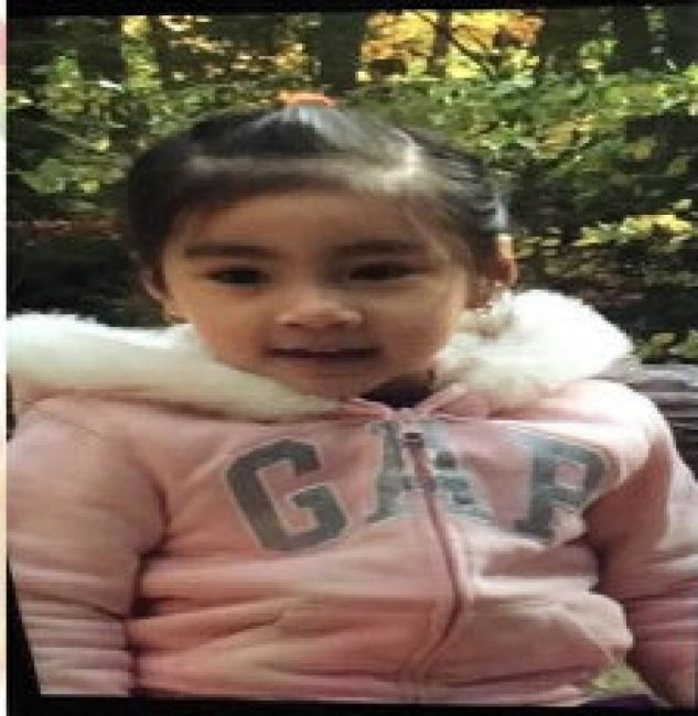 Update FOUND Christina Nyuyen AMBER ALERT – Toronto MARCH 10, 2017