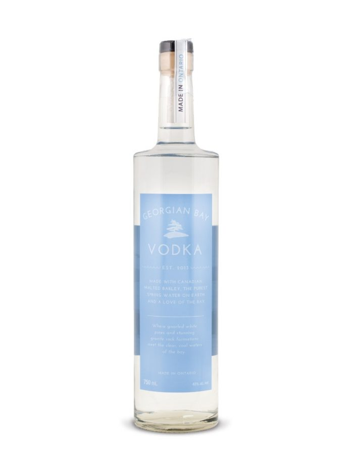 CFIA Recall GEORGIAN BAY VODKA – High Alcohol Content MARCH 3, 2017