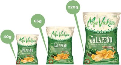 CFIA Recall MISS VICKIE'S Jalapeno Potato Chips SALMONELLA April 22, 2017