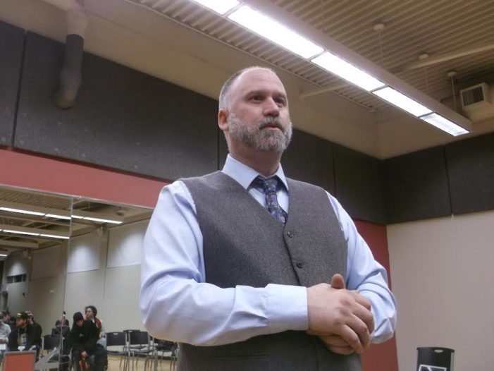 Dana Larsen Gave Away Marijuana Seeds In Ottawa, so there! by Roy Berger MARCH 31, 2017