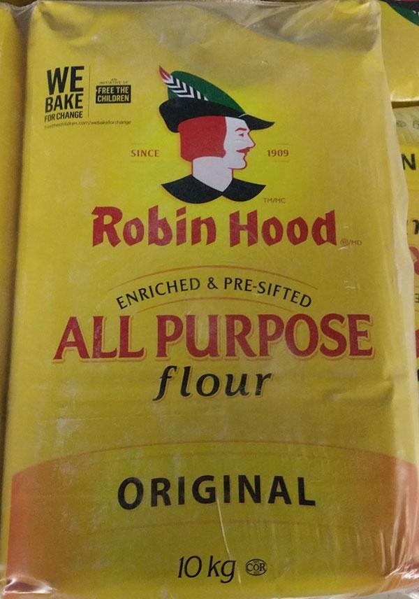1 Ill CFIA RECALL Robin Hood Flour E. COLI   April 4, 2017