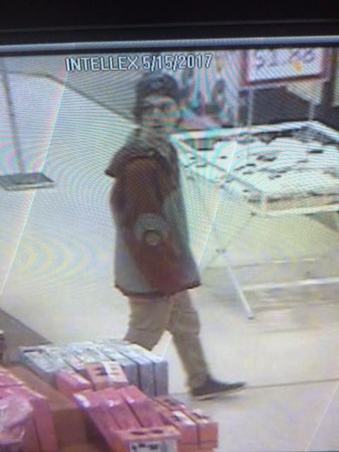 Cornwall Police Seek Man Brandishing Gun During Theft MAY 17, 2017