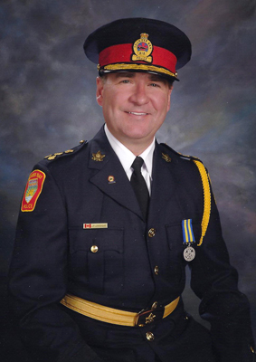 #OPP Charge Thunder Bay Chief of Police J.P. Levesque MAY 23, 2017