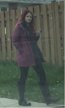 Mtl Police Look for Woman After Garbage Fire on Trottier in Kirkland MAY 26, 2017