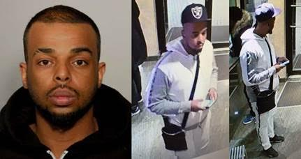 MUHIDIIN AHMED FARAH Wanted by Montreal Police ARMED & DANGEROUS June 8, 2017