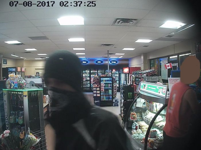 Kingston Police Seek Mac's Robbers #KPS July 8, 2017