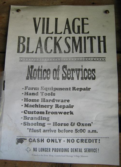 Blacksmithing Revival by Reg Coffey