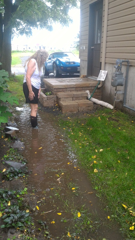 Natalie B Trottier Making Life Difficult for Long Time Lancaster Resident.  By Jamie Gilcig 091217