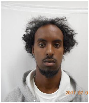 #OPP Federal Warrant AHMED MOHAMED AHMED Toronto 101917