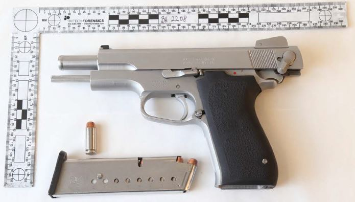 4 Men Charged In Ottawa Drug Deal 2 Guns Seized – Feb 1, 2018