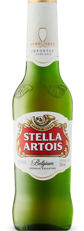CFIA RECALL – Labatt Brewing – Stella Artois Beer Possible Glass Particles 040318