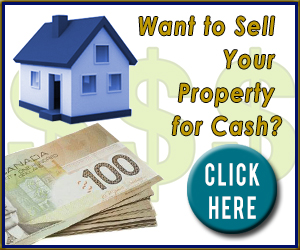 Want to Sell Your REAL ESTATE in the Cornwall Ontario Today?  CLICK FOR DETAILS