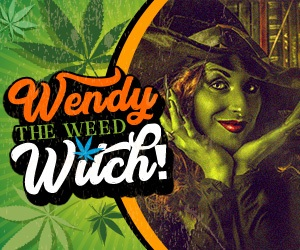 Wendy the Weed Witch – Weed & The Female Orgasm 060518