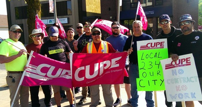 Cornwall Ontario Mayor Leslie O'Shaughnessy Finally Kinda Sorta Speaks Out on CUPE Strike – 060718