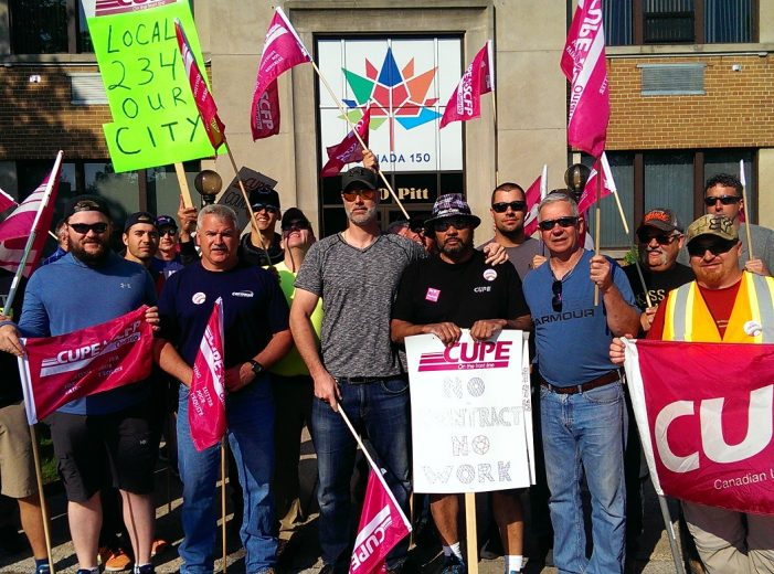 Cornwall CAO Maureen Adams Issues No Comment After CUPE Rejects Leave Clawback Proposal by 92.5%