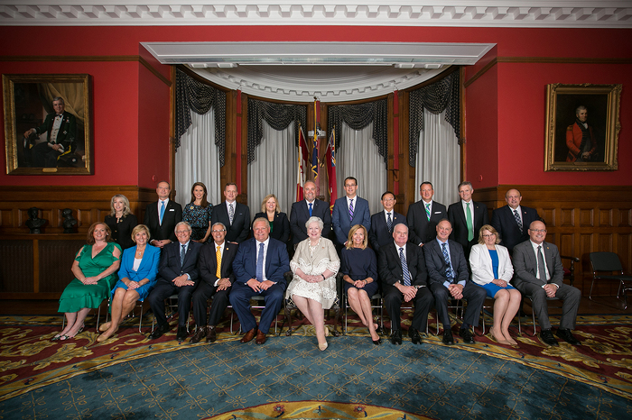 Steve Clark Gets Cab Position – Jim McDonnell Doesn't – Premier Doug Ford Names Cabinet 062918