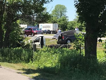 #OPP Comment on July 4th 401 E  Wrong Way Collision – Two in Hospital
