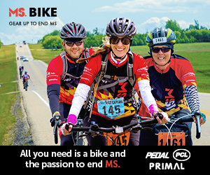 MS SOCIETY – PwC MS BIKE Needs Volunteers Aug. 18 & 19 – Ottawa to Cornwall