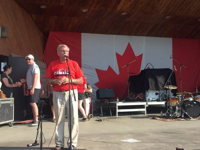 Con MP Guy Lauzon Canada Day Scandal – Will Cornwall Police & Crown Charge Over Conspiratorial Fraud by Jamie Gilcig