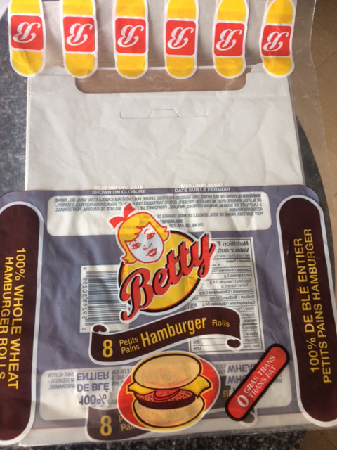 CFIA RECALL Yummy in Your Tummy Betty Bread MICE POOP 020919