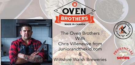 OVEN Brothers STREAMING LIVE 032319