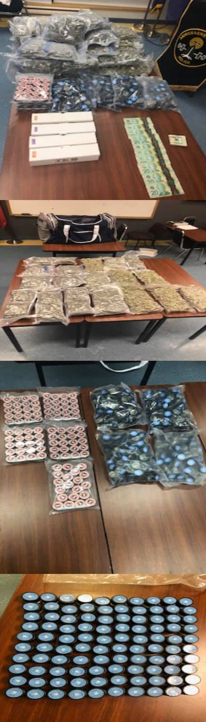 Another Big Marijuana Bust in Akwesasne #AMPS 010820