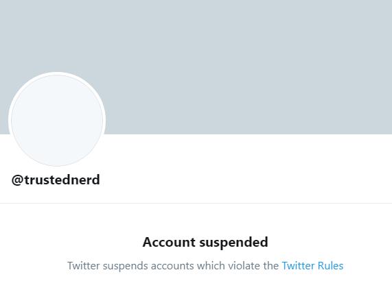 Twitter Suspends #waxmyballs Transgender Taser Criminal Jonathan Jessica Yaniv 040320